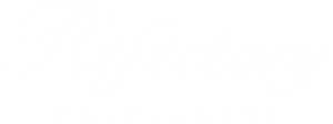 Refectory Restaurant White Logo