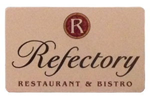 old refectory gift card