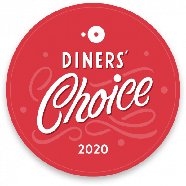 Christmas Eve Dinner 2020 Opentable OpenTable Diners' Choice Awards 2020   The Refectory Restaurant